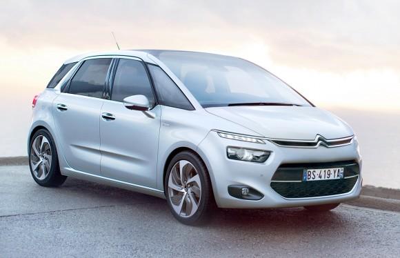 España: Citroën C4 Picasso, lista de precios