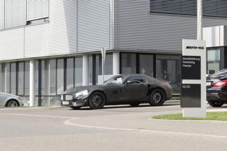 Mercedes SLC AMG, primeras fotos oficiales