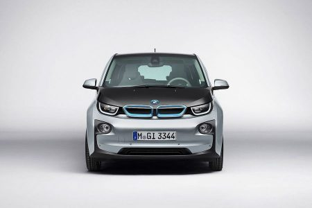 BMW i3: aquí lo tienes, al descubierto