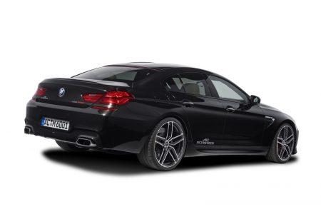 AC Schnitzer nos muestra su BMW M6 de 612 caballos