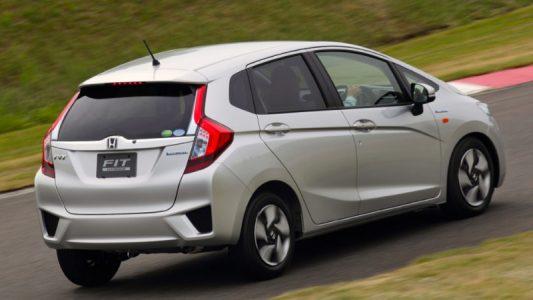 Honda presenta el Fit 2014