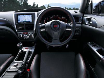 Subaru Impreza WRX STi tS Type RA NBR Challenge, exclusivo para Japón