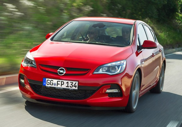 Opel ya trabaja en un nuevo utilitario