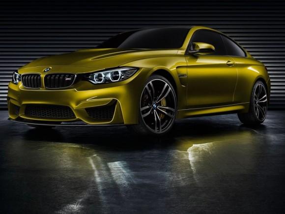 BMW M4 Concept: aquí lo tienes en todo su esplendor