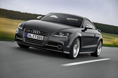 Audi TTS Competition, celebrando las 500.000 unidades