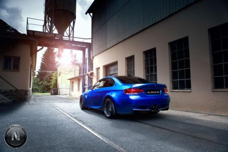 BMW M3 E92 por Alpha-N Performance
