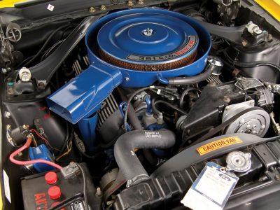 A subasta el último Shelby GT350 de 1970