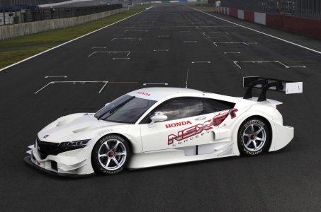 Honda NSX Concept-GT, la variante de competición