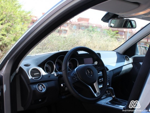 Prueba Mercedes C220 cdi automático de 170 caballos (parte 1)