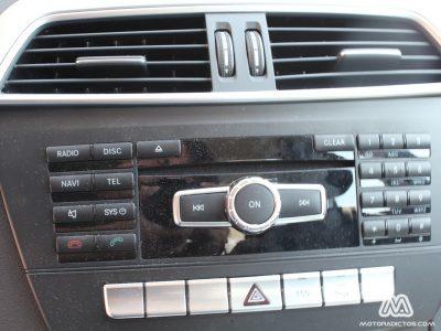 Prueba Mercedes C220 cdi automático de 170 caballos (parte 2)