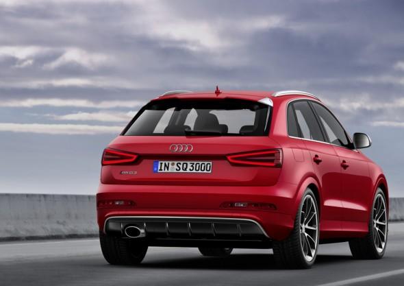 Audi RS Q3, precios para España