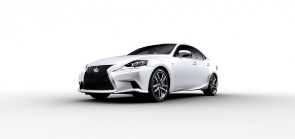 Vuelve a sonar: Lexus IS-F, ¿en camino?