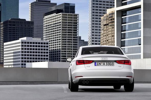 Llega a España el Audi A3 Sedán