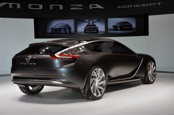 Fráncfort 2013: Opel Monza Concept
