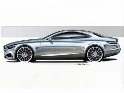 mercedes-s-klasse-coupe-schets-04