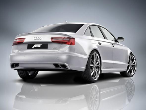 ABT nos muestra un Audi A6 3.0 TDI bastante peculiar
