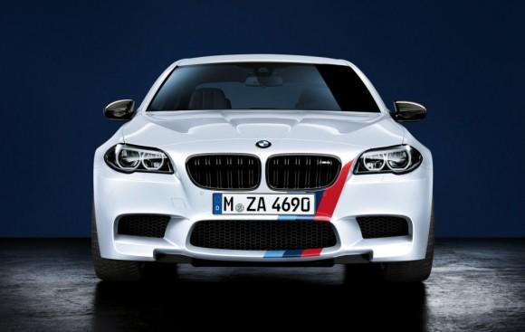 El próximo BMW M5 tendrá xDrive