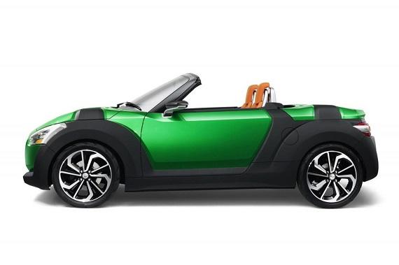 Daihatsu Kopen Concept, el relevo del Copen 2