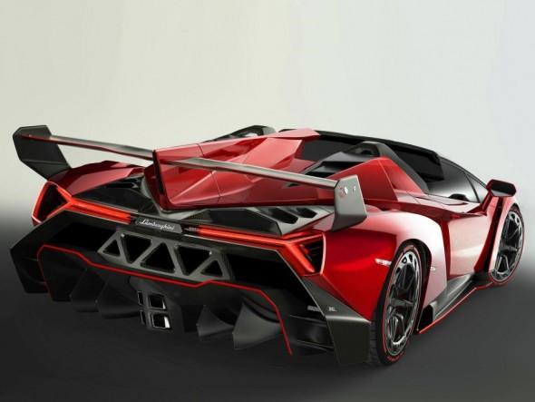 Lamborghini Veneno Roadster, limitado a tan sólo 9 unidades
