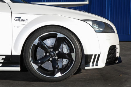PP-Performance y Cam Shaft se unen para crear el Audi TT-RS definitivo