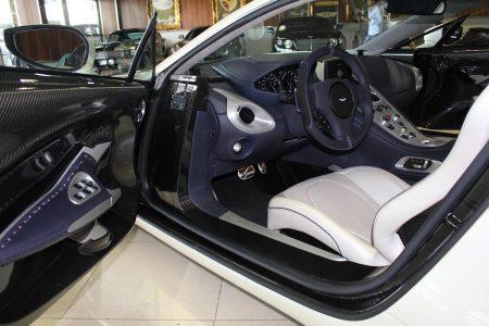 A la venta un Aston Martin One-77 completamente nuevo