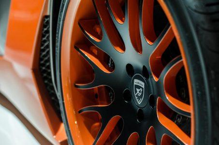 Lamborghini Aventador por Hamann