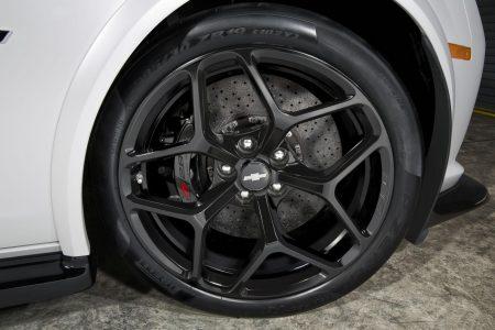 Tiempazo para el nuevo Chevrolet Camaro Z/28 en Nürburgring