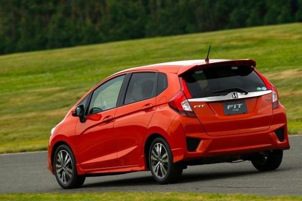 Honda Fit, éxito rotundo en el mercado japonés