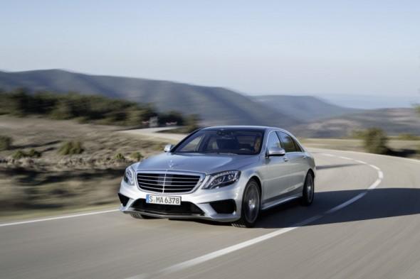 El Mercedes Clase S Coupé estará en Ginebra
