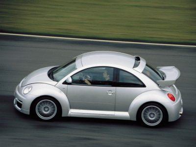 Volkswagen New Beetle RSi, un vistazo a este exclusivo modelo