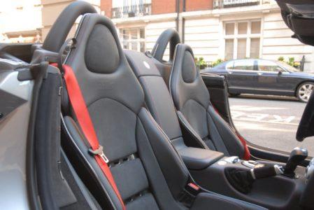Mercedes SLR McLaren Roadster 722S a la venta