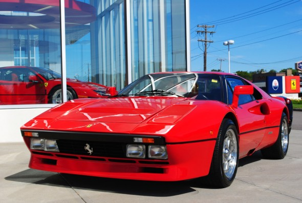 A la venta un Ferrari 288 GTO de 1985 1