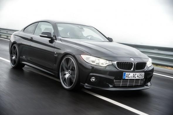AC Schnitzer nos presenta su programa de personalización para el BMW Serie 4 1
