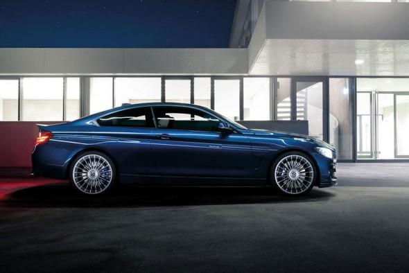 Alpina B4 BiTurbo Coupe 2