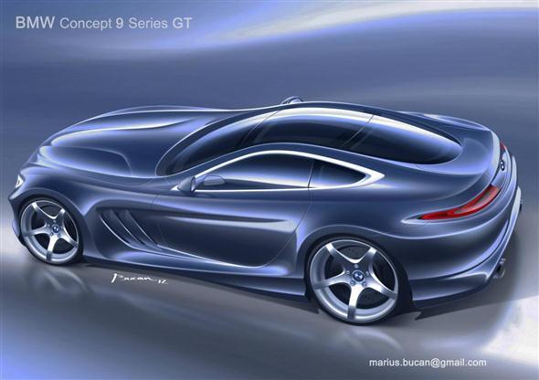 Así sería el superdeportivo de BMW 2