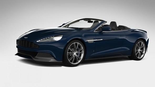 Aston Martin Vanquish Volante Neiman Marcus Edition 1