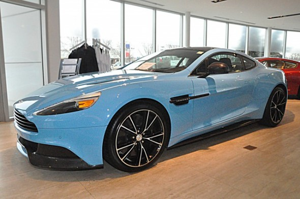 Aston Martin Vanquish a la venta 1