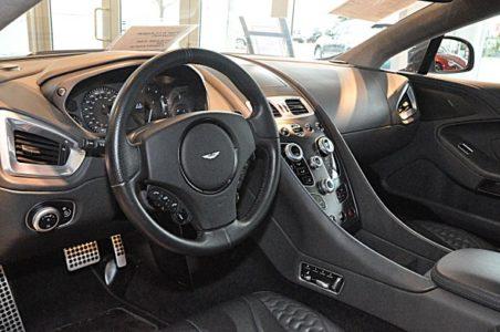 Aston Martin Vanquish a la venta