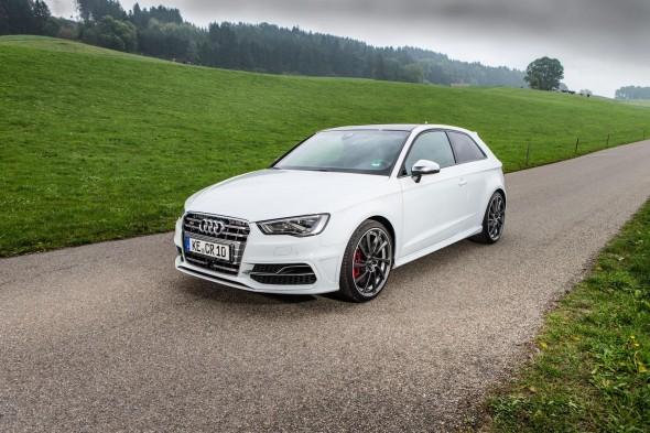 Audi S3 por ABT 1