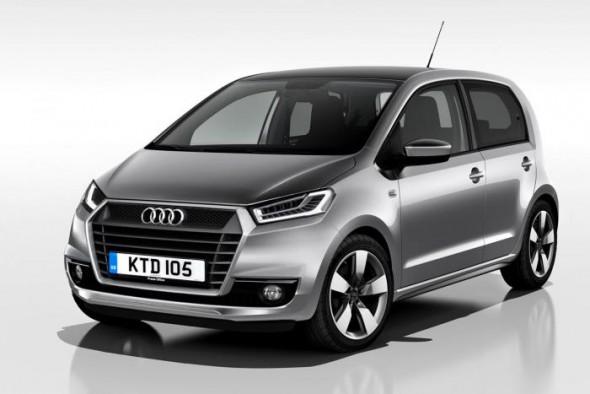 Audi podría estar trabajando en un A0 1