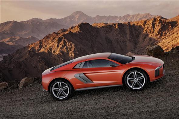 Audi prepara el camino del Sport Quattro y del Nanuk 1