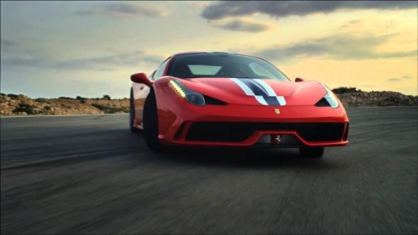Autocar se sube al Ferrari 458 Speciale 1