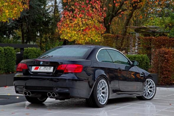 BMW M3 E93 por Leib Engineering 2