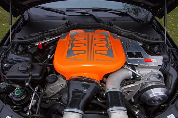 BMW M3 E93 por Leib Engineering 3