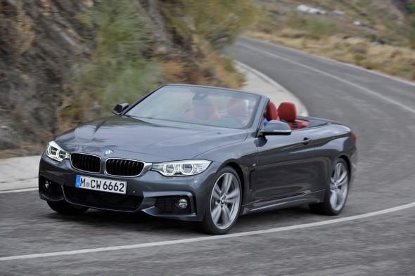 BMW Serie 4 Cabrio, precios para España 1