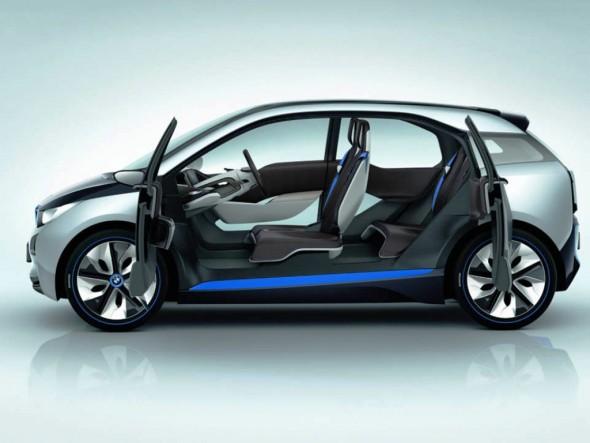 BMW ya trabaja en el i5 1