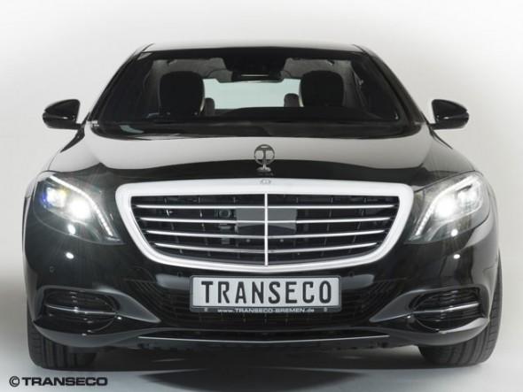 Blinda tu Mercedes Clase S gracias a Transeco 1