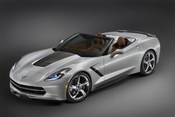 Chevrolet desvela los tres Corvette exclusivos que llevarán al SEMA 2013 1