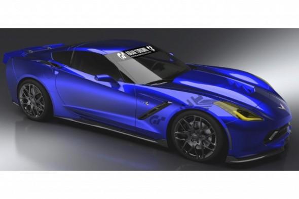 Chevrolet desvela los tres Corvette exclusivos que llevarán al SEMA 2013 2