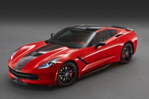 Chevrolet desvela los tres Corvette exclusivos que llevarán al SEMA 2013 3